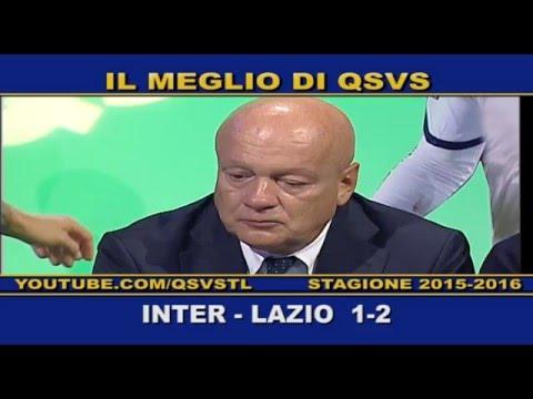 QSVS - I GOL DI INTER-LAZIO 1-2  TELELOMBARDIA / TOP CALCIO 24