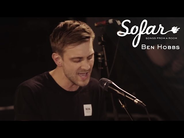 Ben Hobbs - Animals | Sofar London