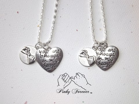 Boyfriend and Girlfriend Necklaces