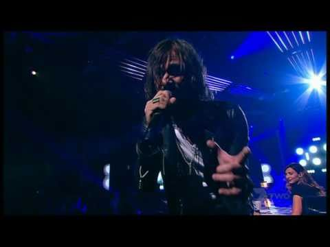 Altiyan Childs - Livin' On A Prayer (X Factor Grand Final)