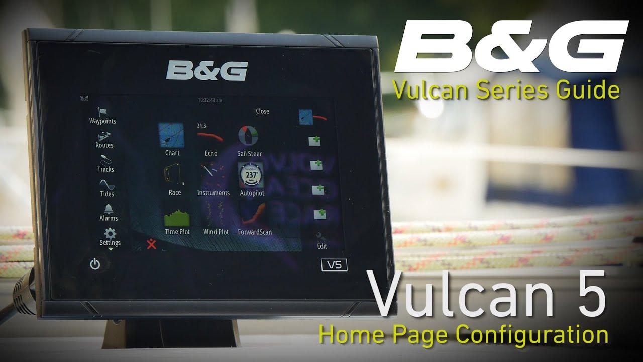 Vulcan   B&G