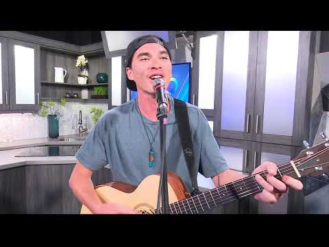 KBong - 'Good Lovin' (Live @ Studio40 Sacramento Morning Show)
