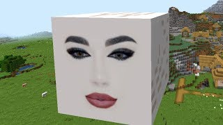 I turned the Minecraft Ghast into James Charles