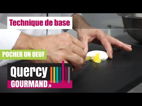 Comment pocher un oeuf – quercygourmand.tv