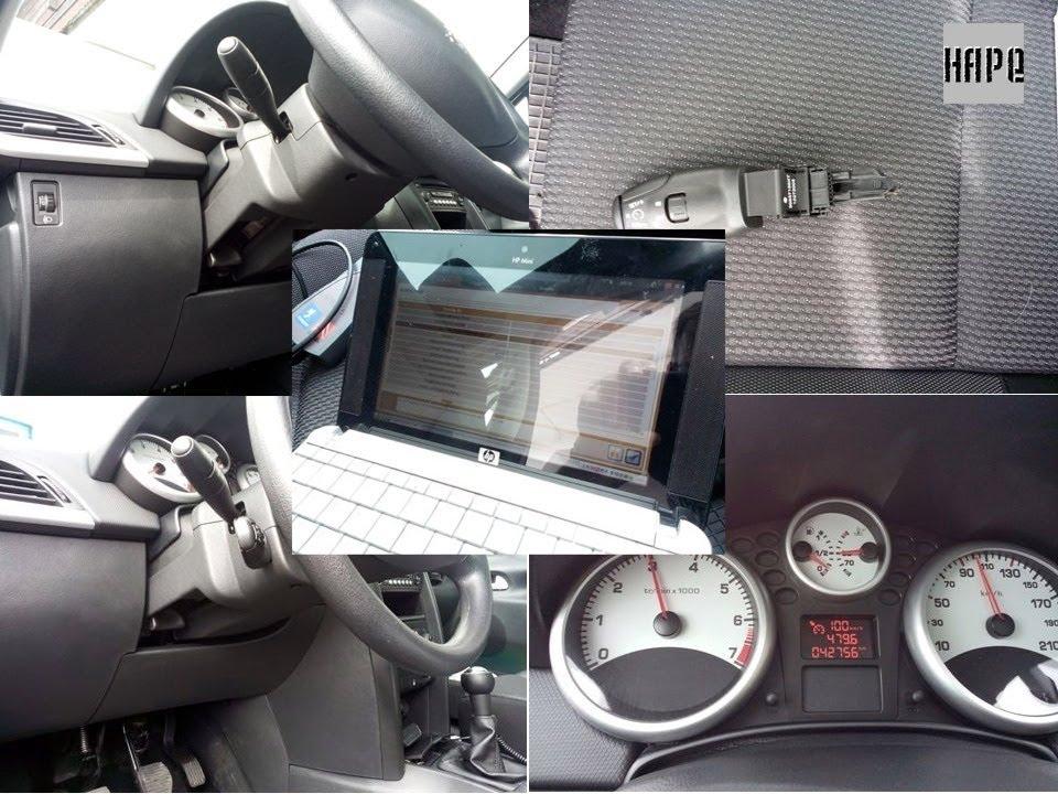 Peugeot 207 Tempomat Nachr 252 Stung Cruisecontrol Retrofit