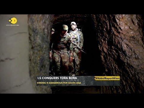 Bin Laden's fortress, Tora Bora, captured by ISIS