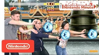 Ultra Street Fighter II for Nintendo Switch: Let's Fight! - Nintendo Minute