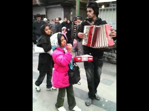 Bazar Tehran music تهران بازار