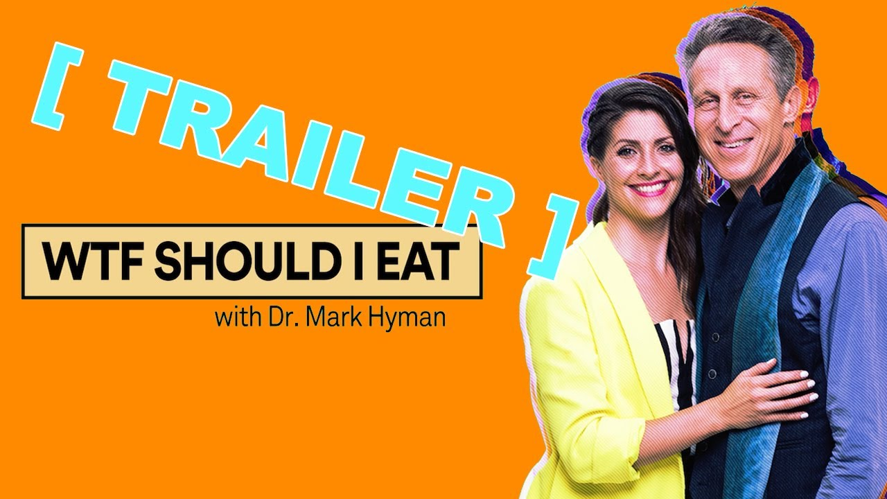 WTF Should I Eat? - The Consciousish Show Trailer