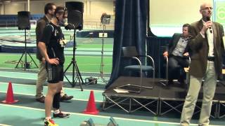 Cutting Edge 2012: Behind Athletics