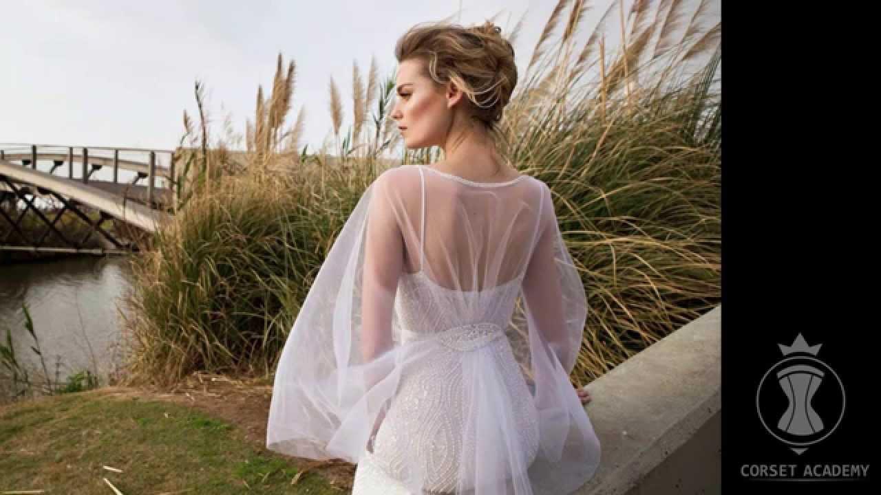 Болеро для свадебного платья выкройка