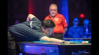 LAST 16 | Highlights | 2021 US Open Pool Championship