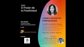 Cambio Basado en Fortalezas (Josefina Espósito)