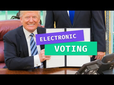 Why Electronic Voting is a GOOD Idea