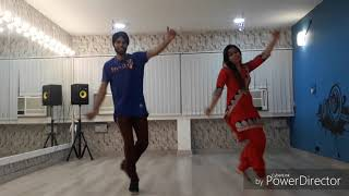 Ammy Virk - Double Cross Performance By Jasleen Gill  & Kama