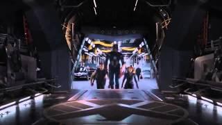 Первый мститель Другая война 2014 HD 720