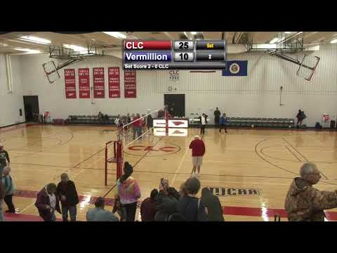 Central Lakes College Volleyball vs. Vermilion Community College