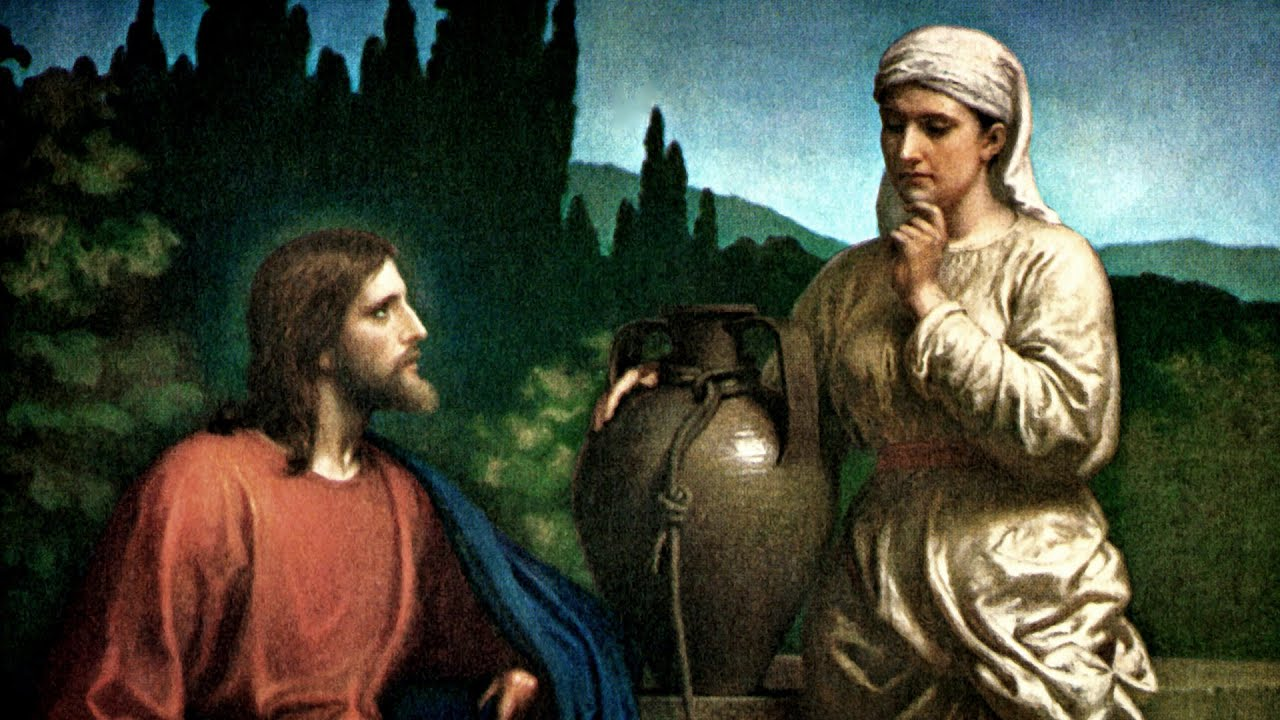 Jesus and the Woman of Samaria - John 4