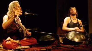 Avi Adir & Davide Swarup ~ Live in Moscow 2013 ~ Bouzouki Vocal Flute & Hang Thumbnail