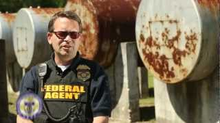 Scot Adair: Special Agent for the U.S. Environmental Protection Agency