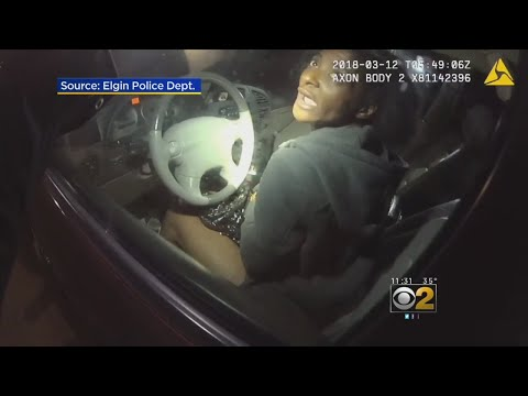 Final Moments Of Elgin Woman Killed By Police