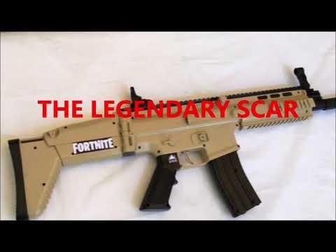 FORTNITE LEGENDARY SCAR REPLICA For Sale