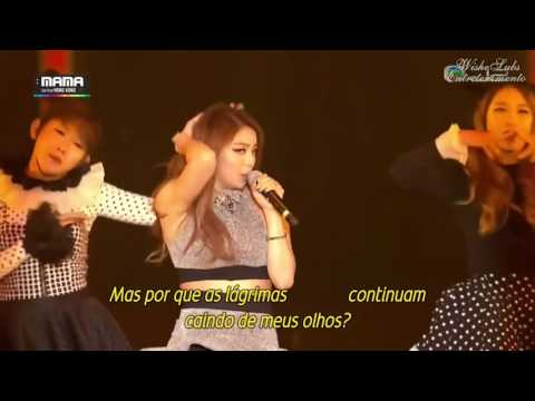 Girl's Day Feat. Ailee - Something, Don't Touch Me, Problem (Legendado PT-BR)