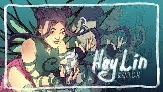 Hay Lin [ WITCH ] | SpeedPaint