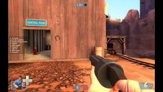 TF2 bot battle 6 : Scout vs Engineer