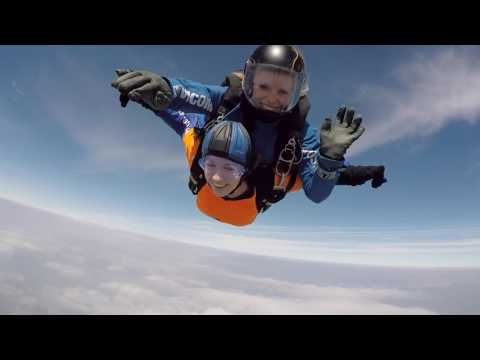 Be part of Alzheimer's Research UK's Skydive Day | 23 September 2017