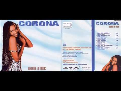 Corona - Walking On Music (Full CD Single 1998 - 7 Mixes)