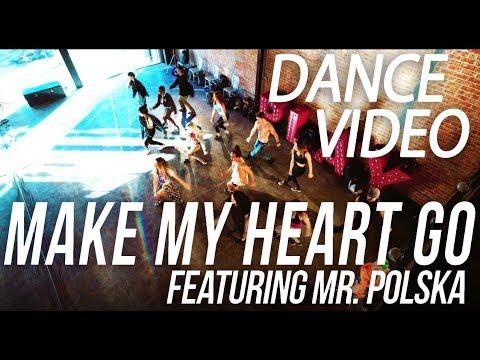 Mandy Jiroux - Make My Heart Go (Official Dance Video)