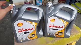 TERTIPU OLI Shell Rimula Palsu
