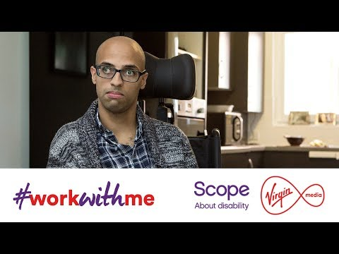 Josh's story - Work With Me employment campaign
