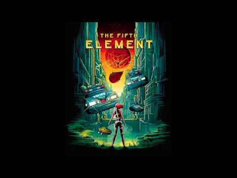 Скачать саундтреки из фильма пятый элемент