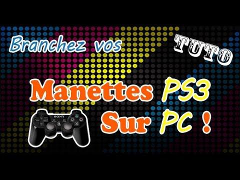 [Tuto] Jouer sur pc avec plusieurs manettes PS3 – Fr