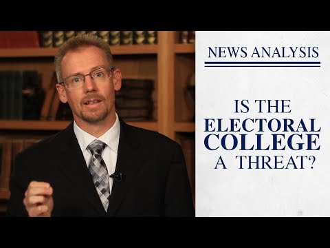 Is the Electoral College a National Security Threat?
