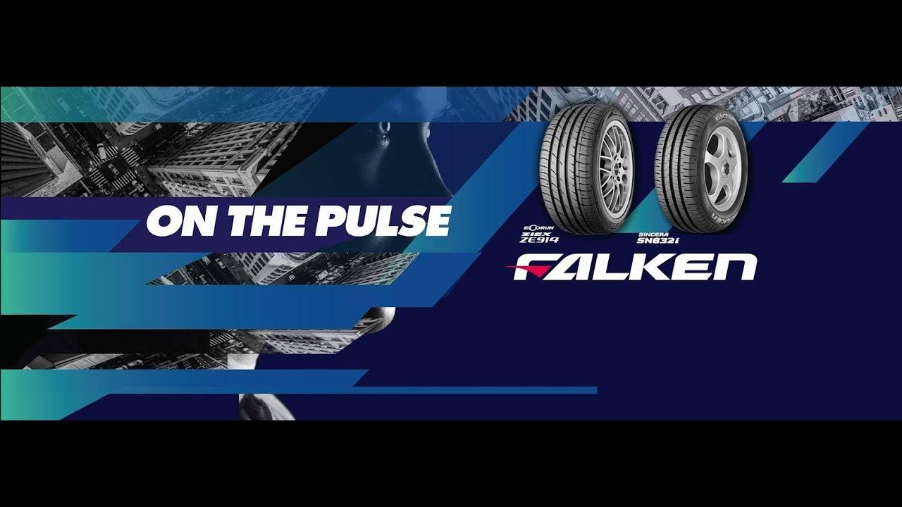 Falken Ziex ZE914 Ecorun Sommerdæk hos ArtCars.dk - YouTube