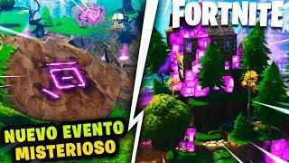 FORTNITE ISLAND WILL *NEW MYSTERIOUS EVENT* CUBE SECRETS SEASON 6