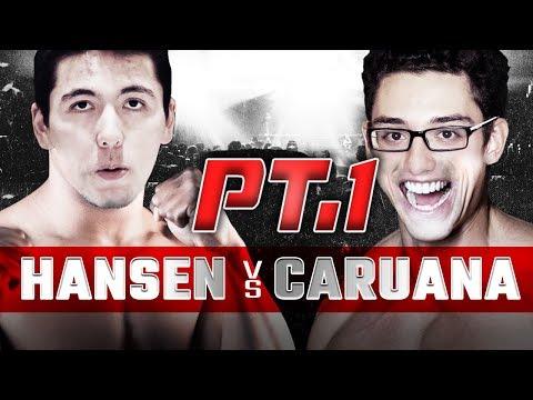 ERIC HANSEN VS FABIANO CARUANA Blitz Marathon: Part 1