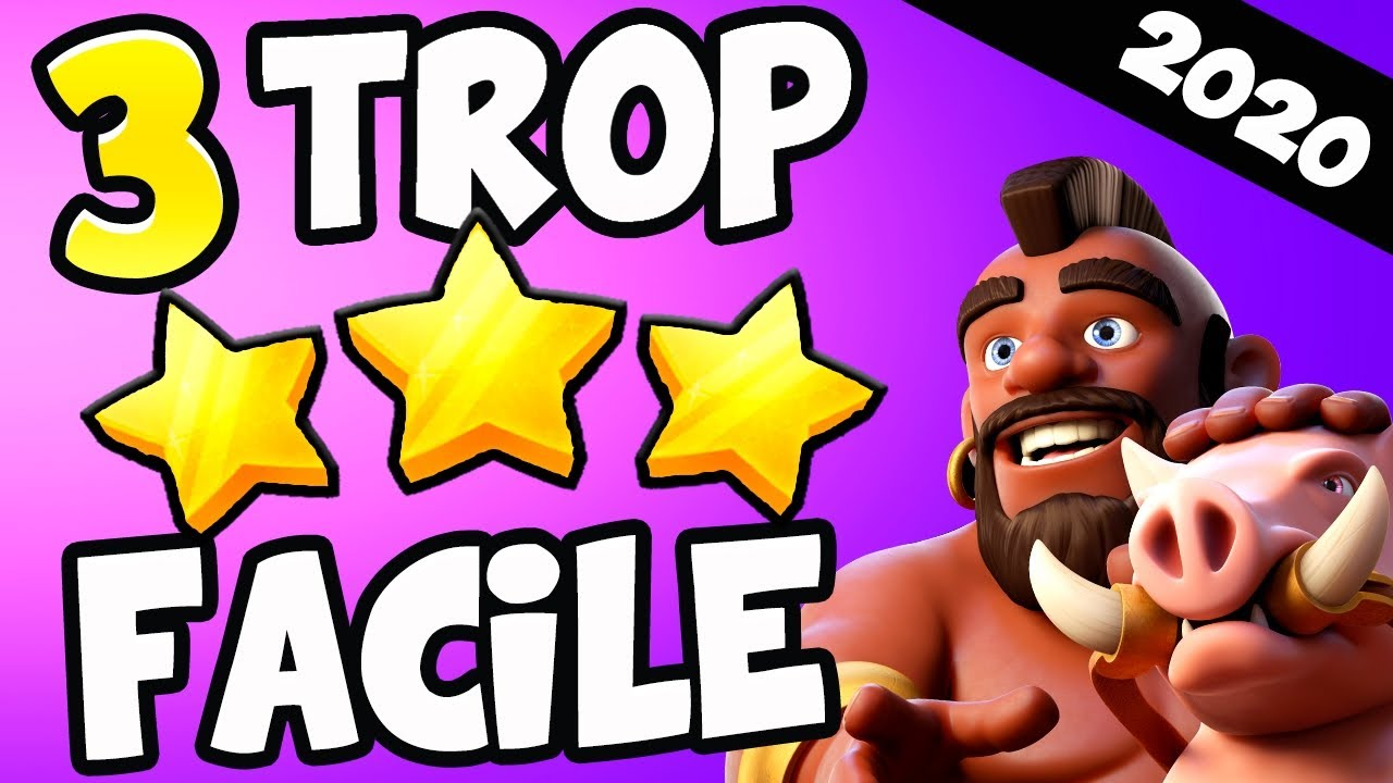 ULTIMES COMPOS 3 ETOILES 2020 BASES HDV 10 11 12 | Clash of Clans PERF GUERRE #Ep1