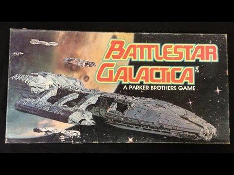Battlestar Galactica board game (1978)