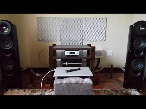 Integrated amp comparison - Krell S-300i