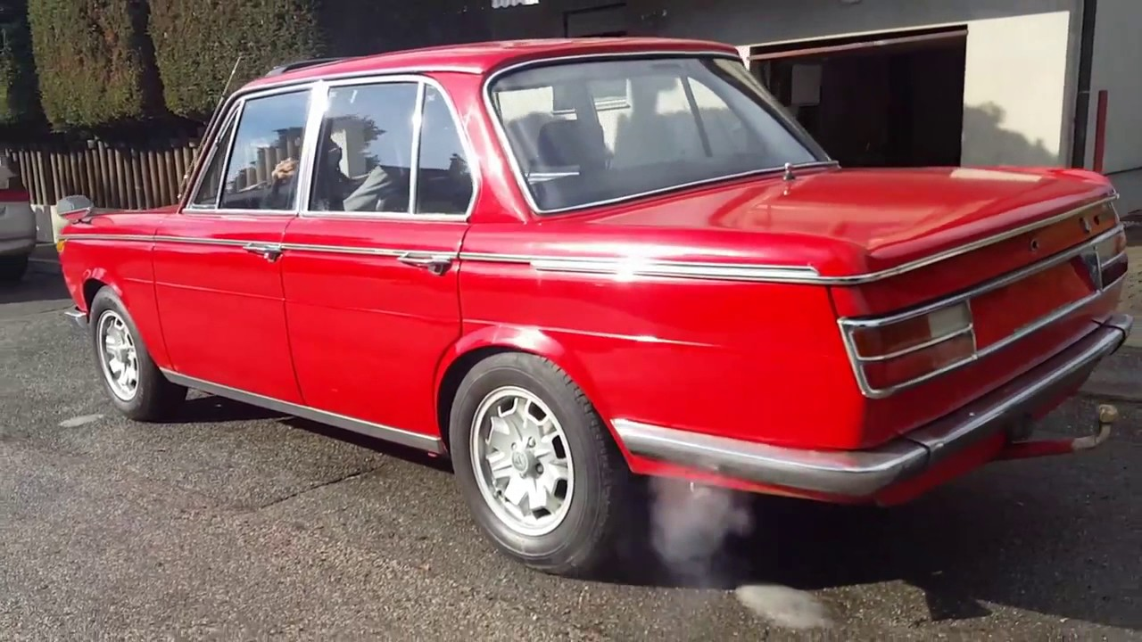 Bmw 2000 Alpina Year 1965 Youtube