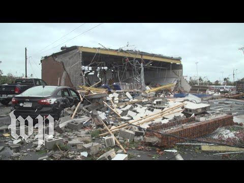 Its very scary, I dont know if Ill have a house: Storm devastates Florida