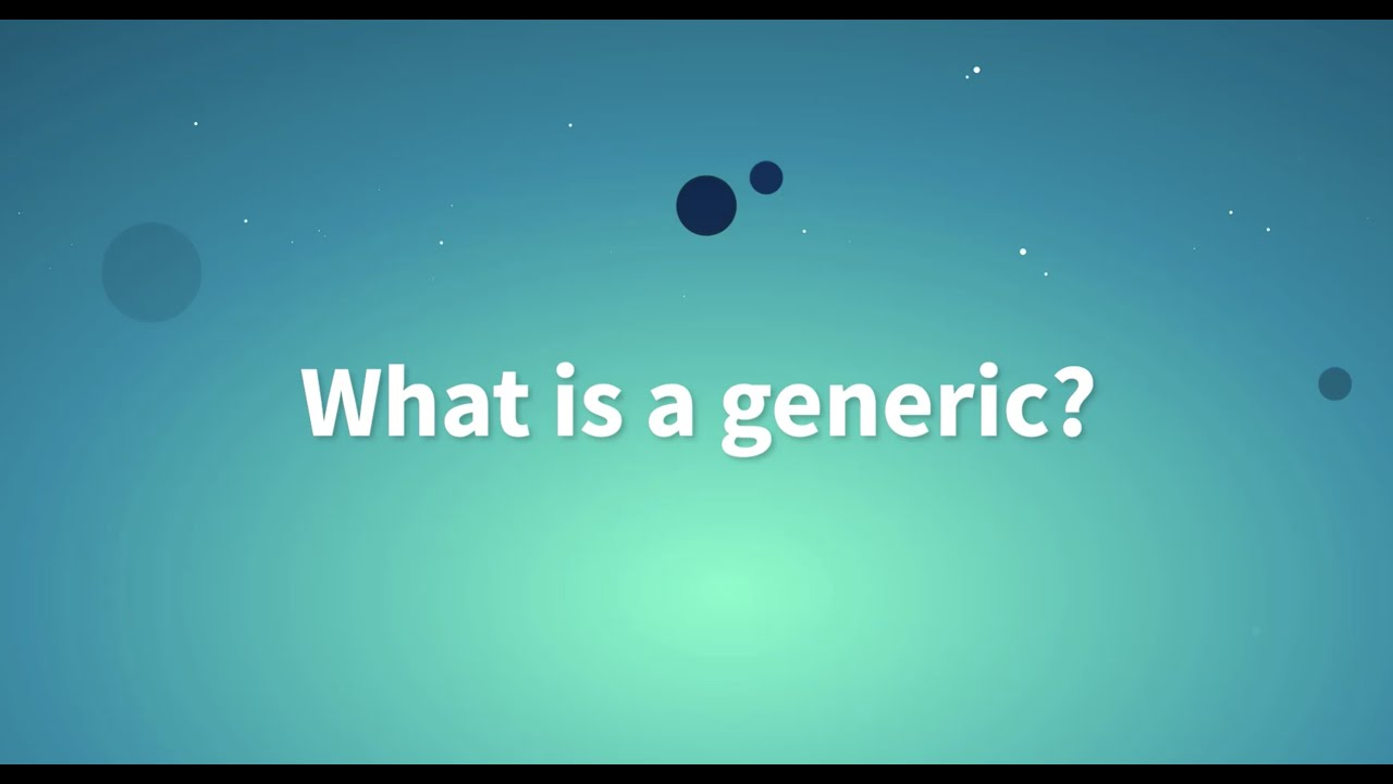 What is a Generic? | Vue 3 + TypeScript