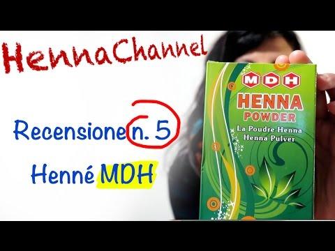 Recensione #5: Henné MDH