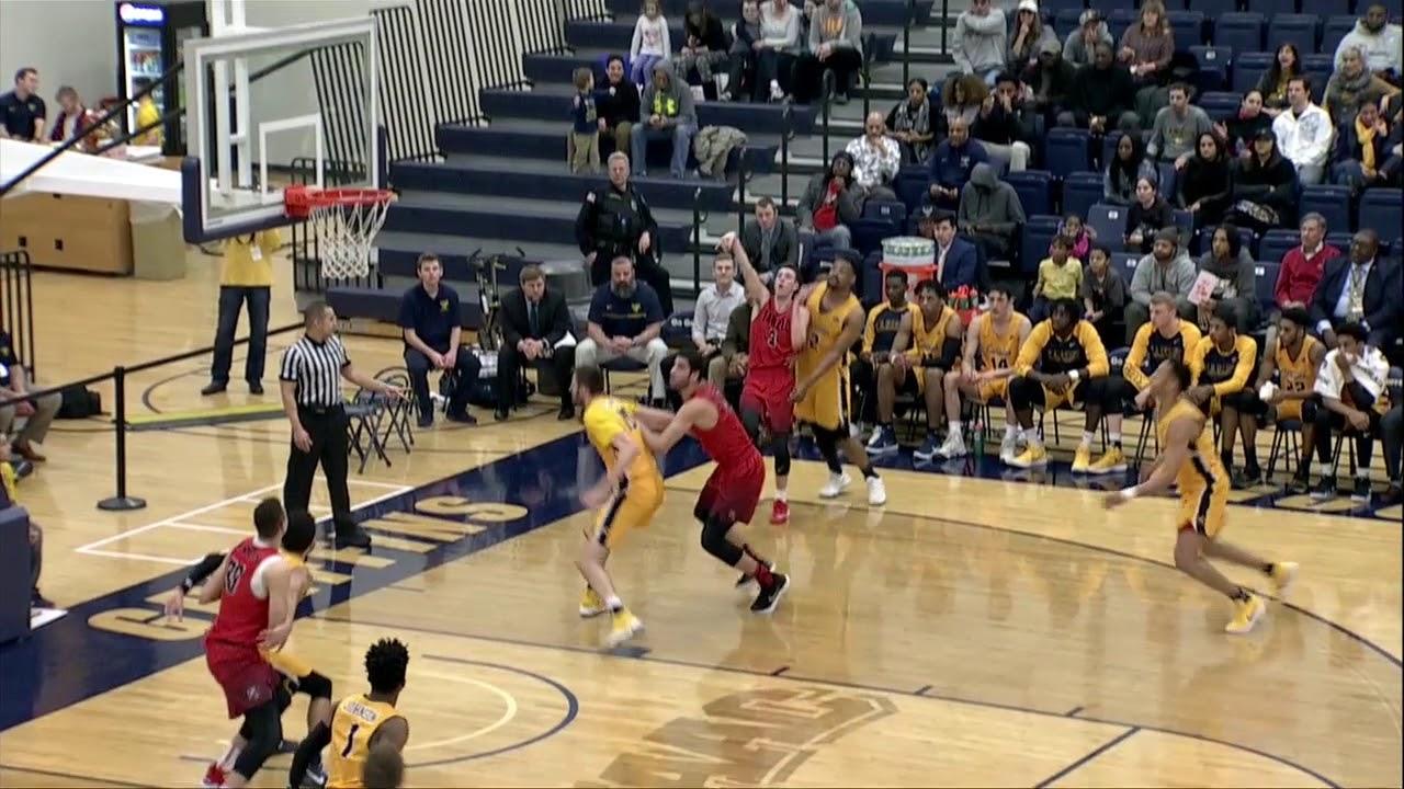 Men's Basketball Game Recap - 02/12 - Fairfield - YouTube