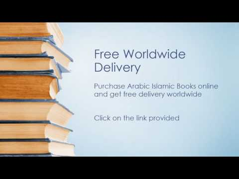 Free Worldwide Delivery On Arabic Books