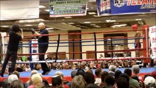 PAK 12 Light Welterweights Mike Samadian vs. James Hampton